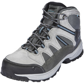 Hi-Tec Bandera Lite WP Shoes Men charcoal/grey/goblin blue